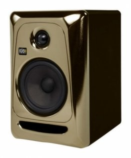 KRK RP5 G3 Ltd. Black Gold